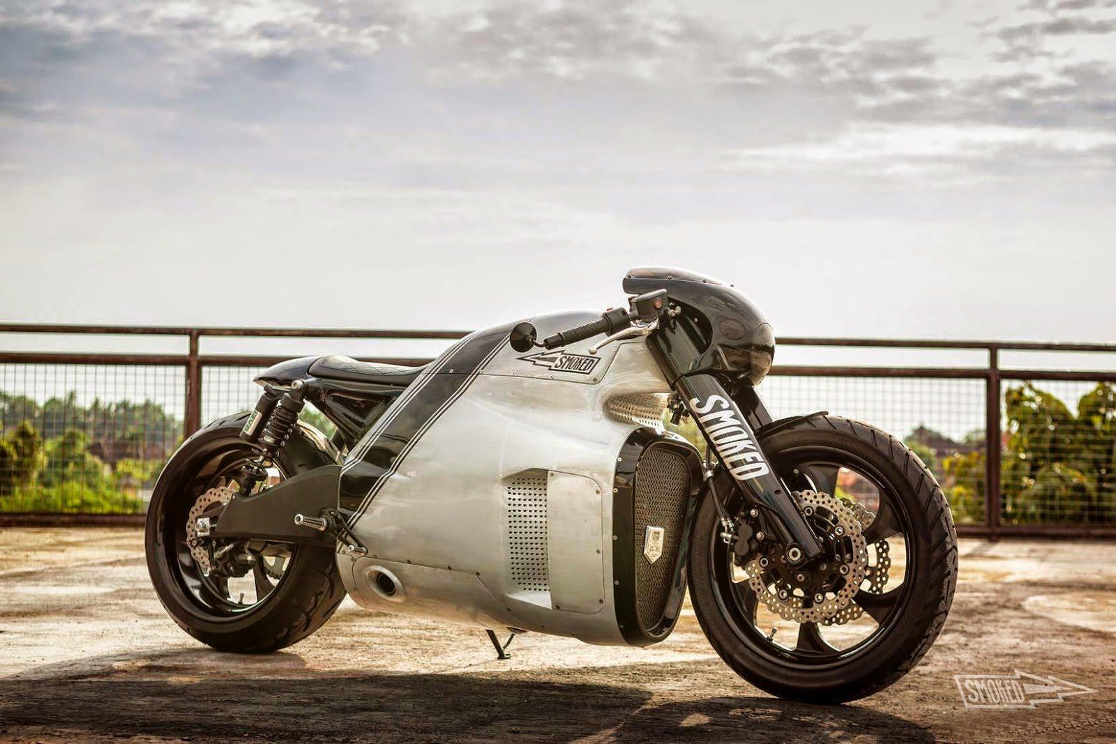 La Bronco Racer de chez Smoked Garage!
