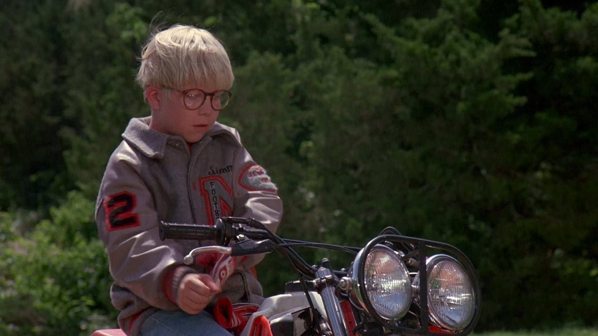 Dirt Bike Kid