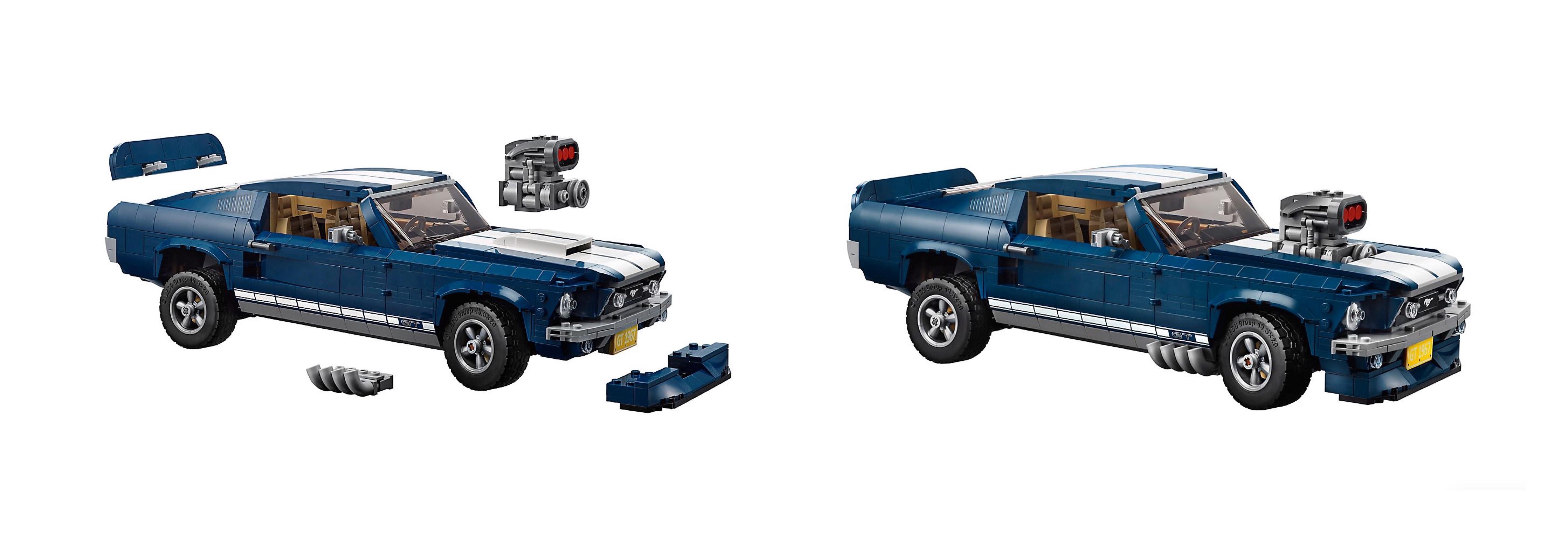 Lego Mustang