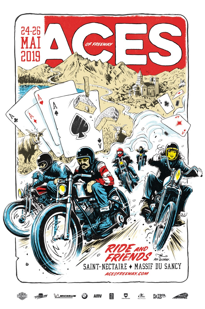 Aces Of Freeway
