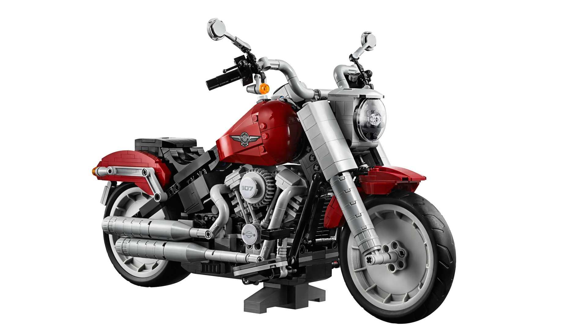 Lego Harley