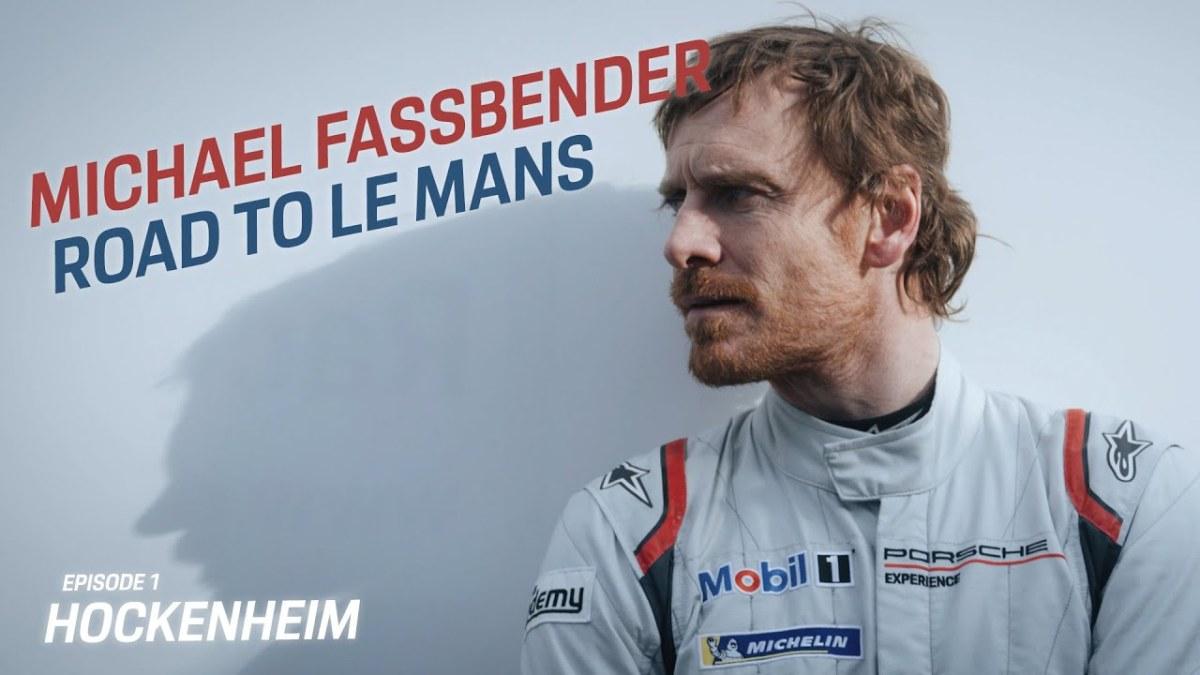 Road To Le Mans : Michael Fassbender à la conquête de la plus mythique des courses!