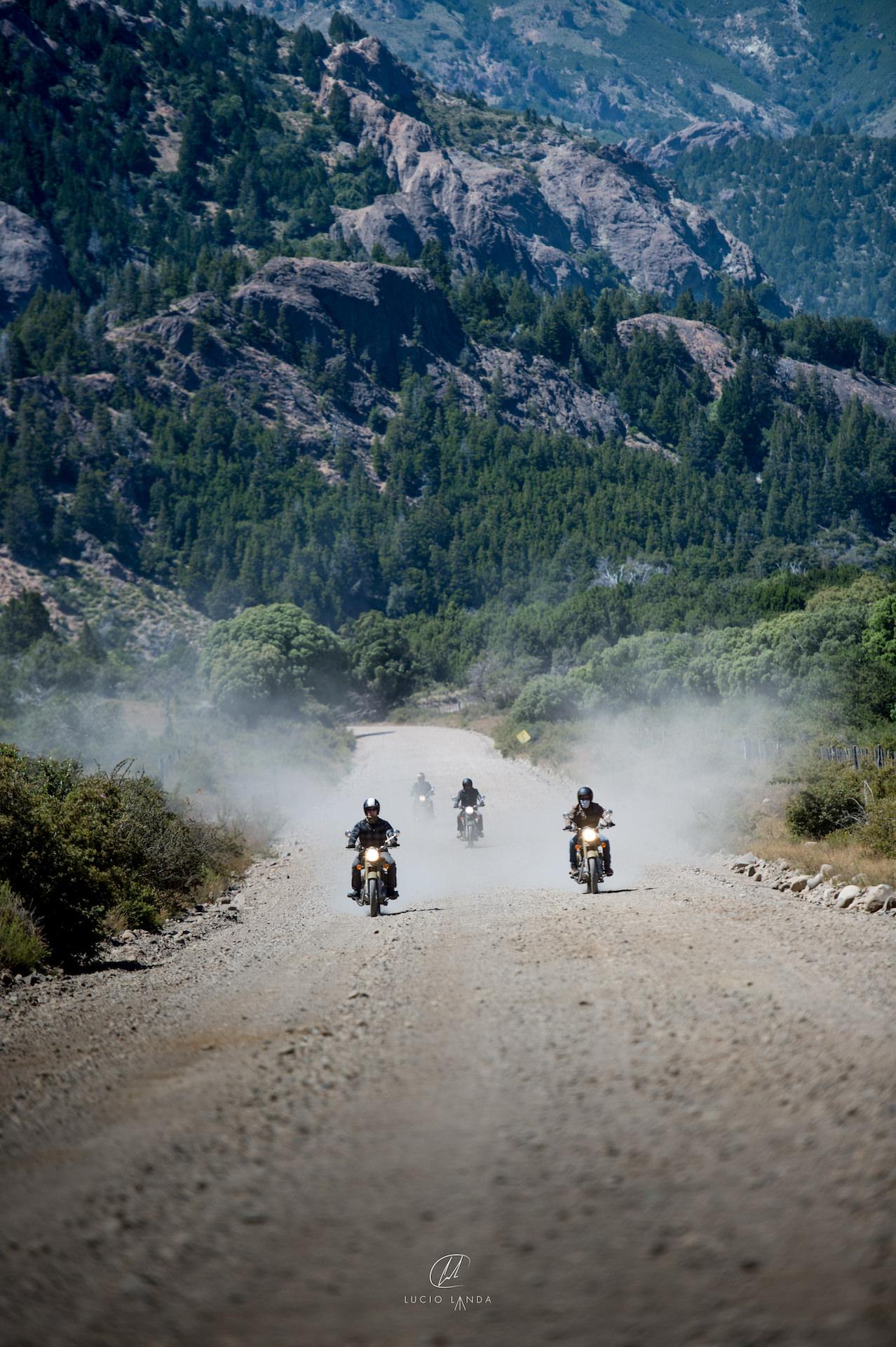 Mono 500 : un roadtrip à la découverte de la Patagonie
