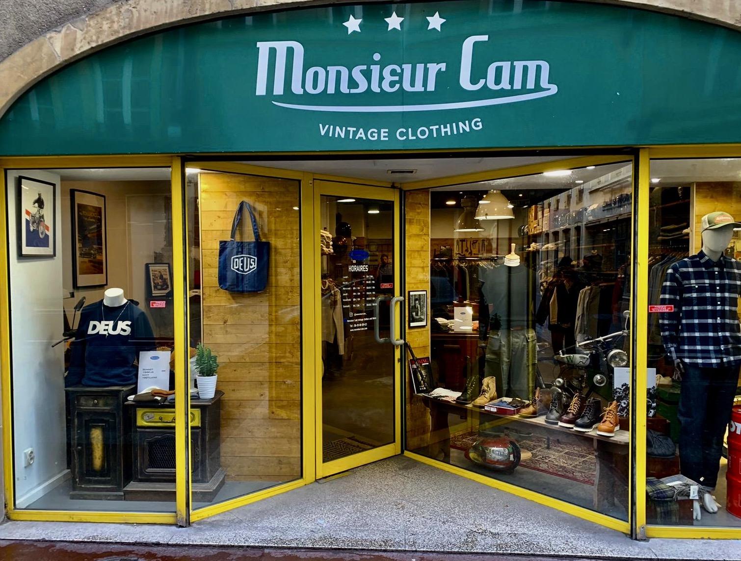 Monsieur Cam