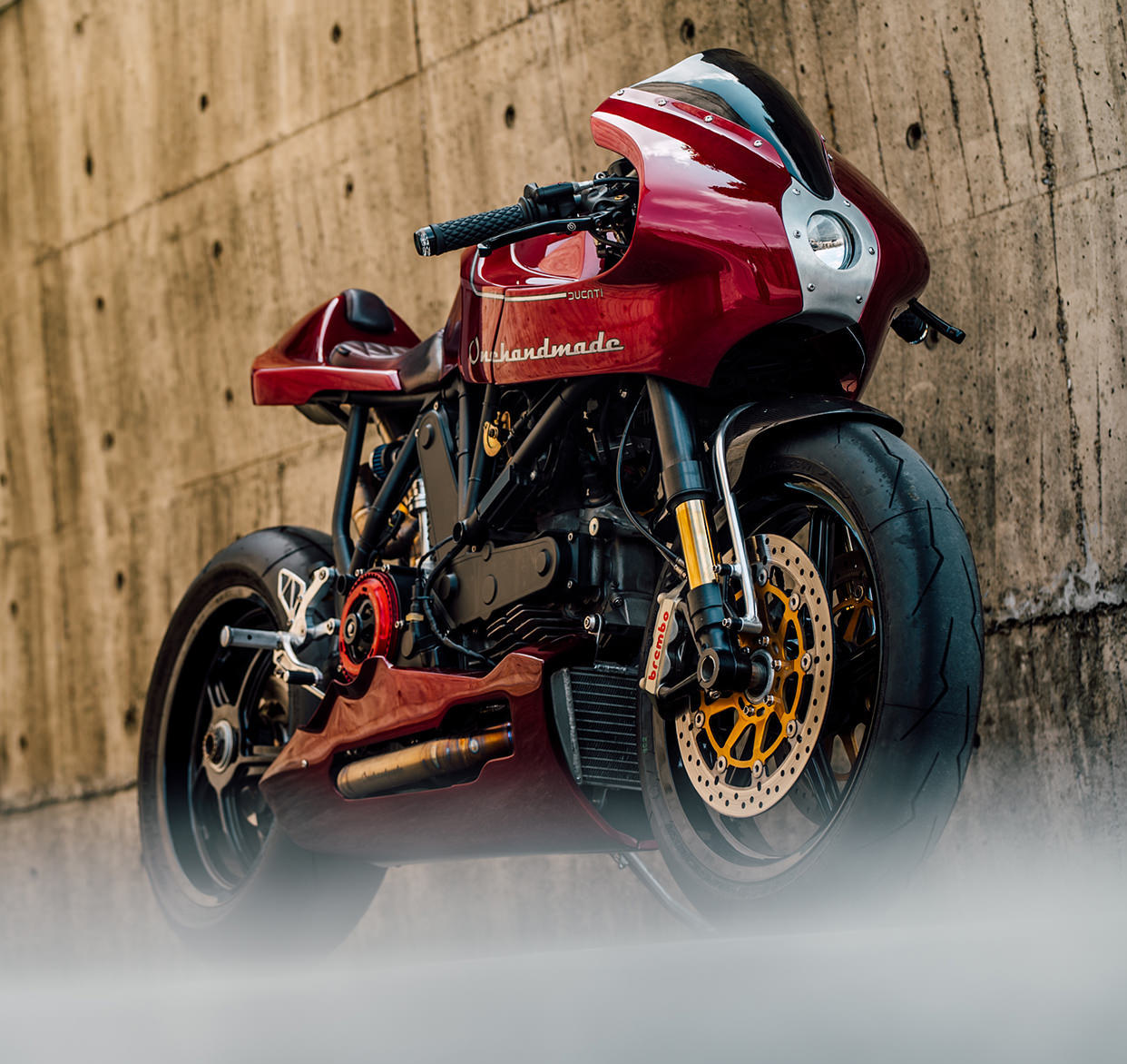 Ducati MH900E Onehandmade