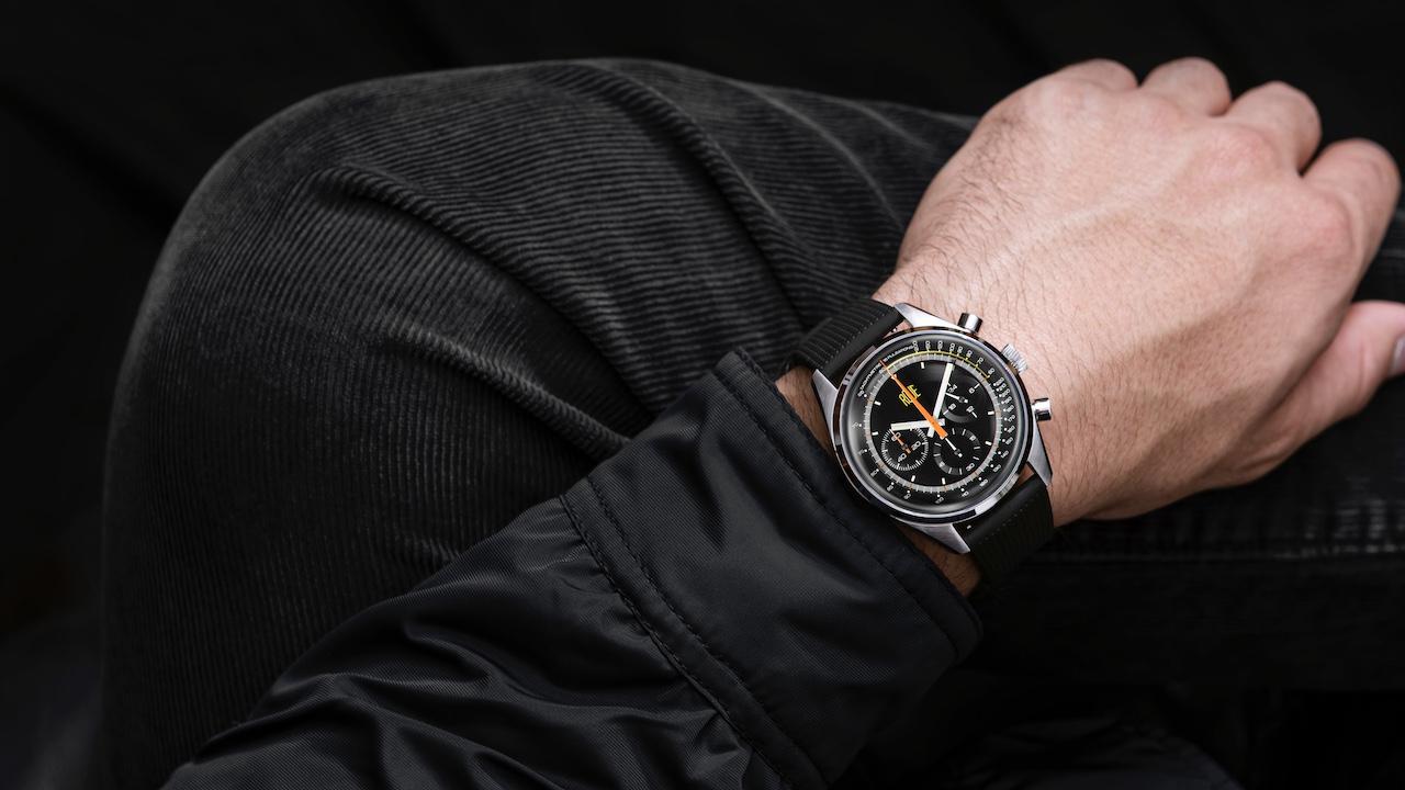 Roue TPS : un chronographe au look vintage à un tarif très abordable !