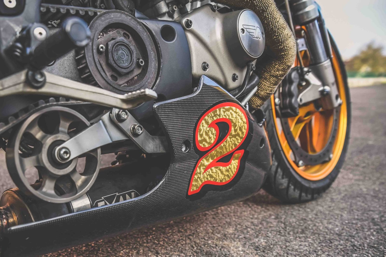 Choicecycle Custom lettering services