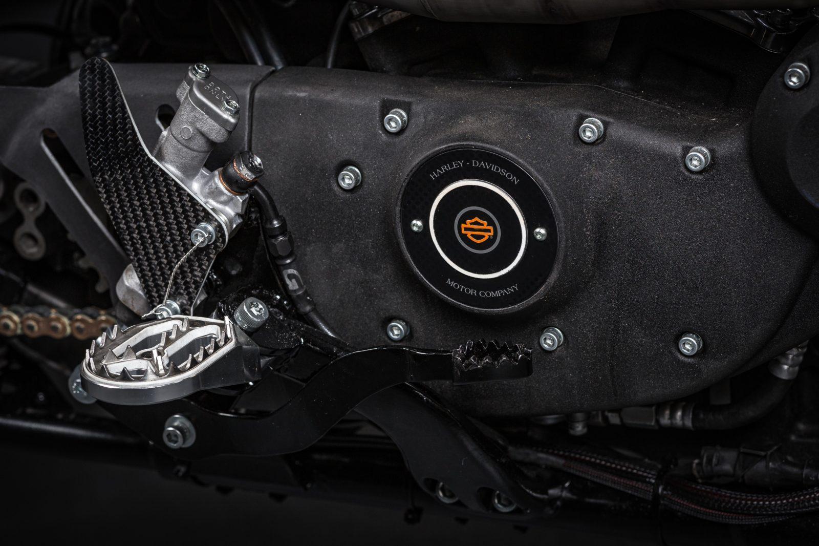 Harley flat track Davidson moto wheels waves