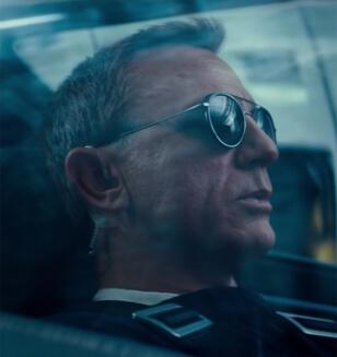 Vuarnet Edge 1613 James Bond skilynx Daniel Craig lunettes de soleil style stylée