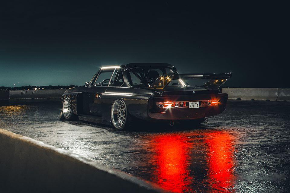 BMW batmobile Khylym
