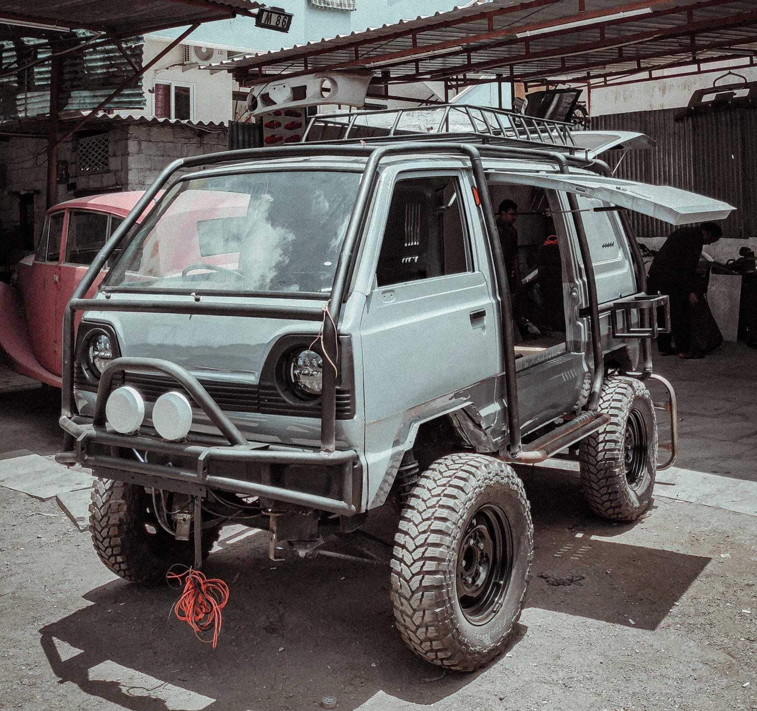 Suzuki Omni Gymni Holyshift Apocalypse