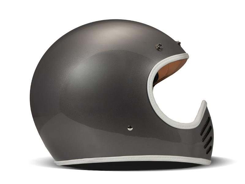 DMD ORO casque haut de gamme Bell Hedon vintage cafe racer