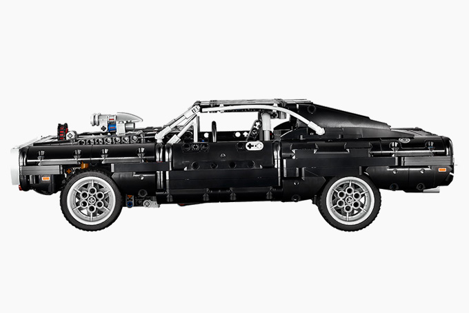 Lego Technic Dodge Charger lego Dominic Toretto fast and furious
