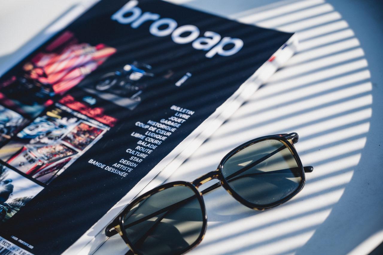 Brett Eyewear, Lunettes pour Neo-heroes