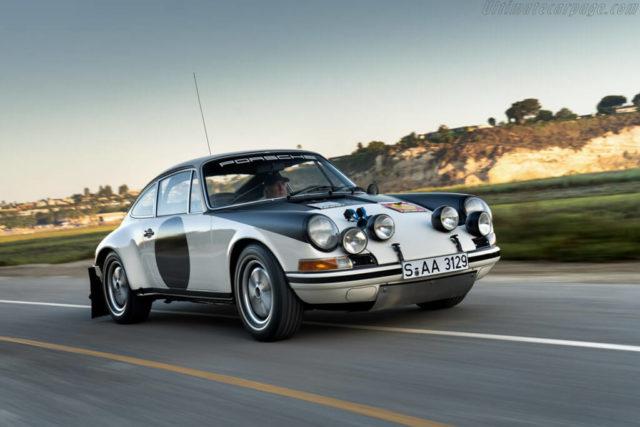 Porsche 911 ST Rallye