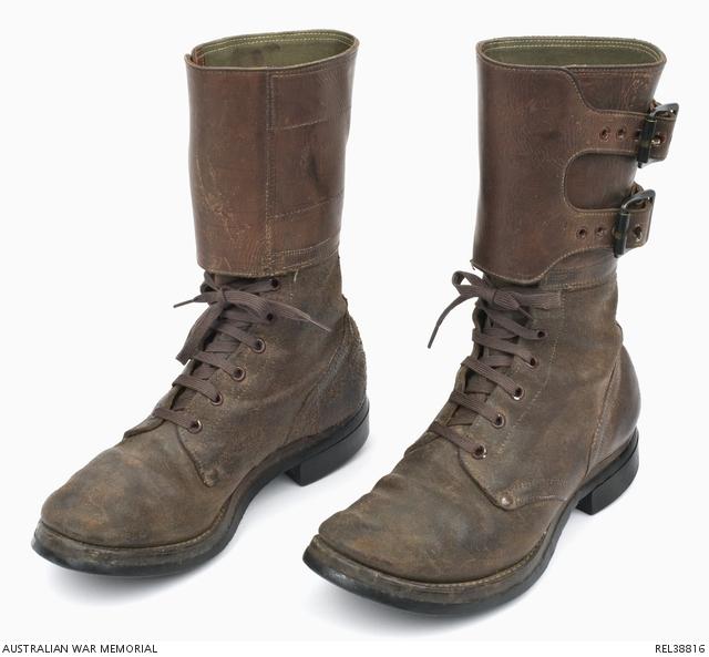 Les M43 combat boots originales
