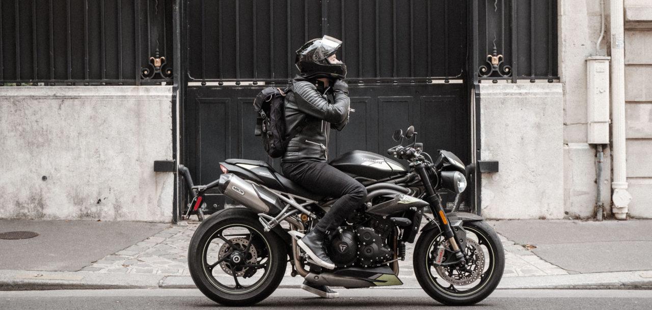 Test Triumph Speed Triple RS : une main de fer