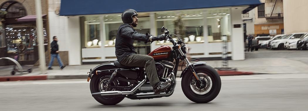 Les Sportster chez Harley-Davidson : C'est fini !