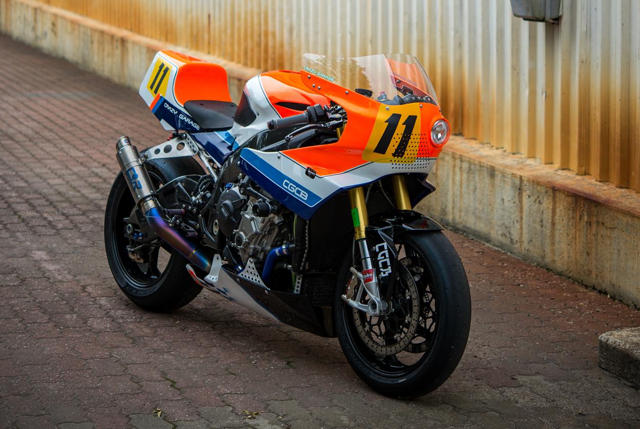 Retro Racer #11