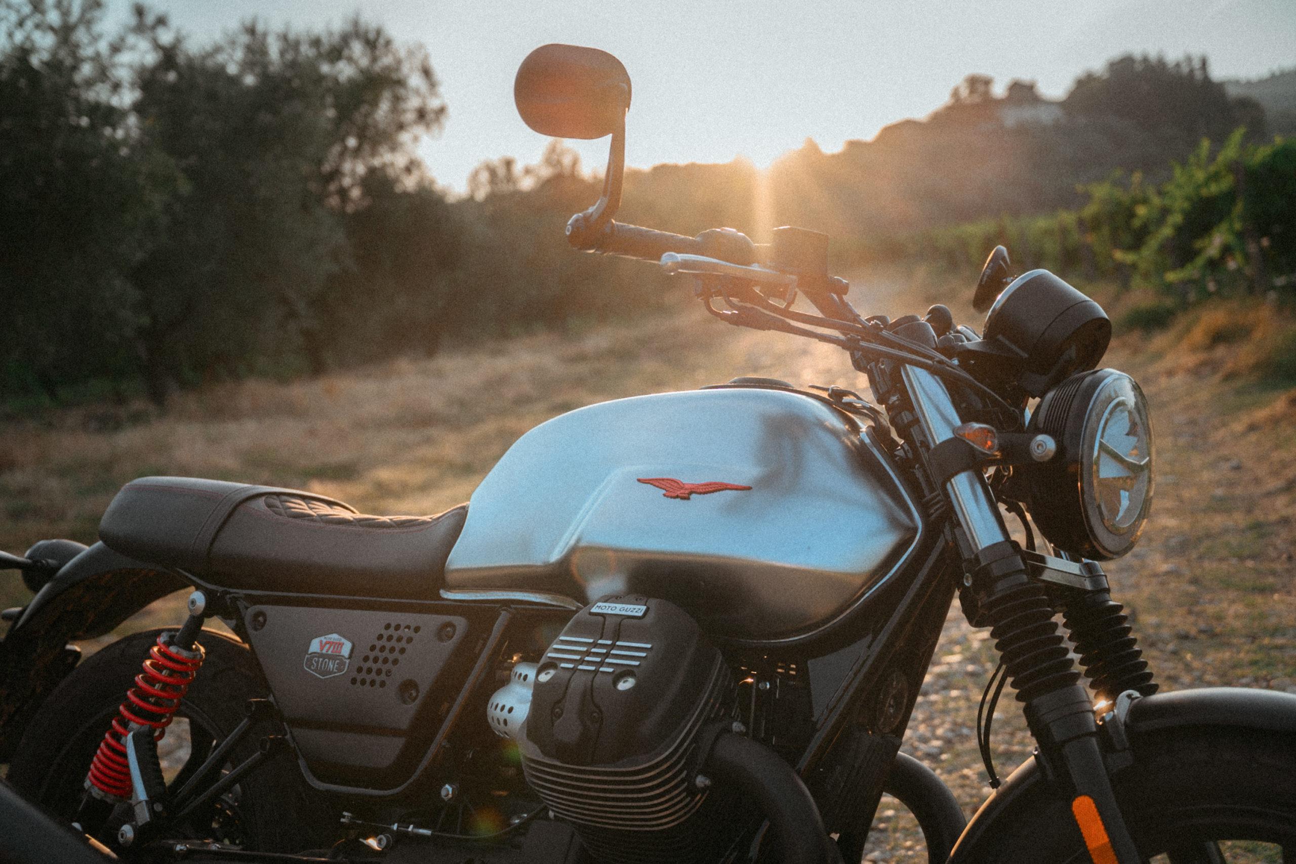 Moto Guzzi V7 III S Stone Rough