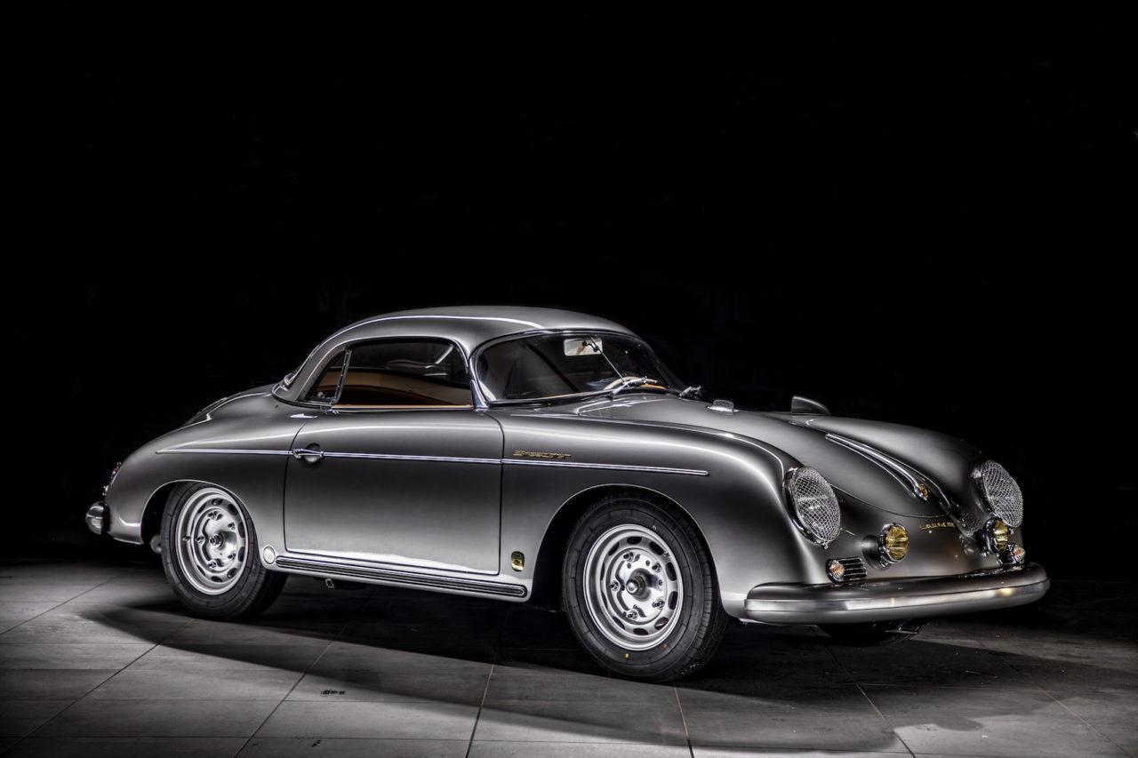 Porsche 356 Speedster par Serge Heitz : restauration de luxe