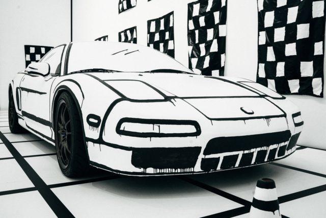 Acura NSX de Joshua Vides