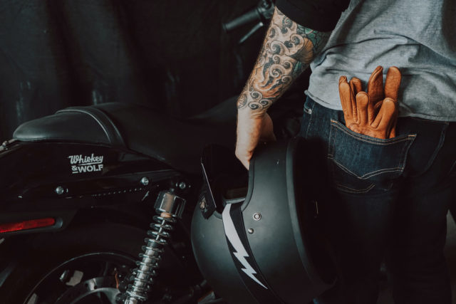 section gants moto hiver 2020
