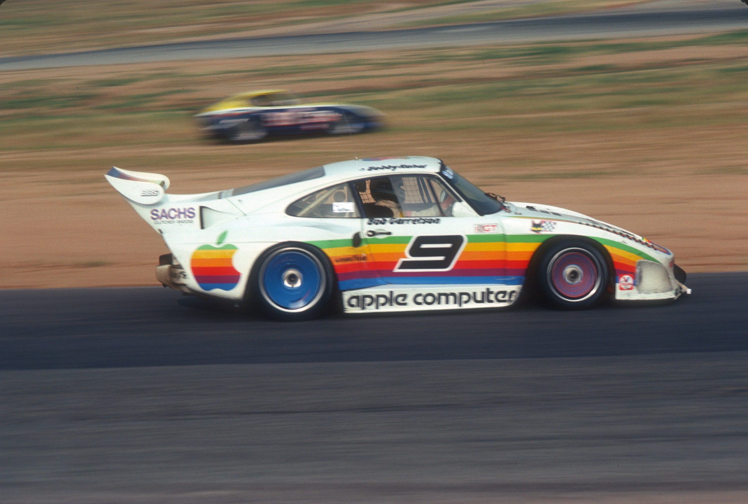L'Apple Porsche 935 K3 de 1980