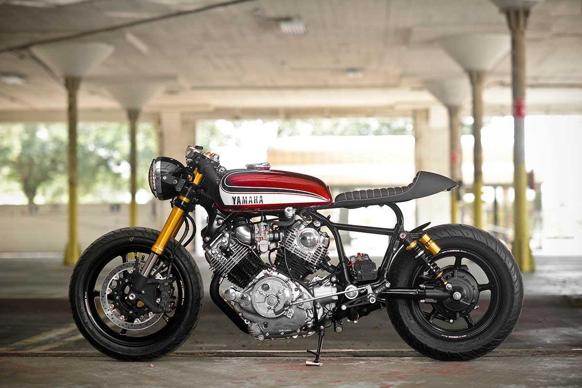 Design moto : comment réussir votre projet de cafe racer