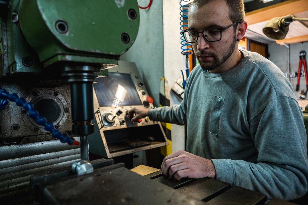 benjamin workshop machines atelier