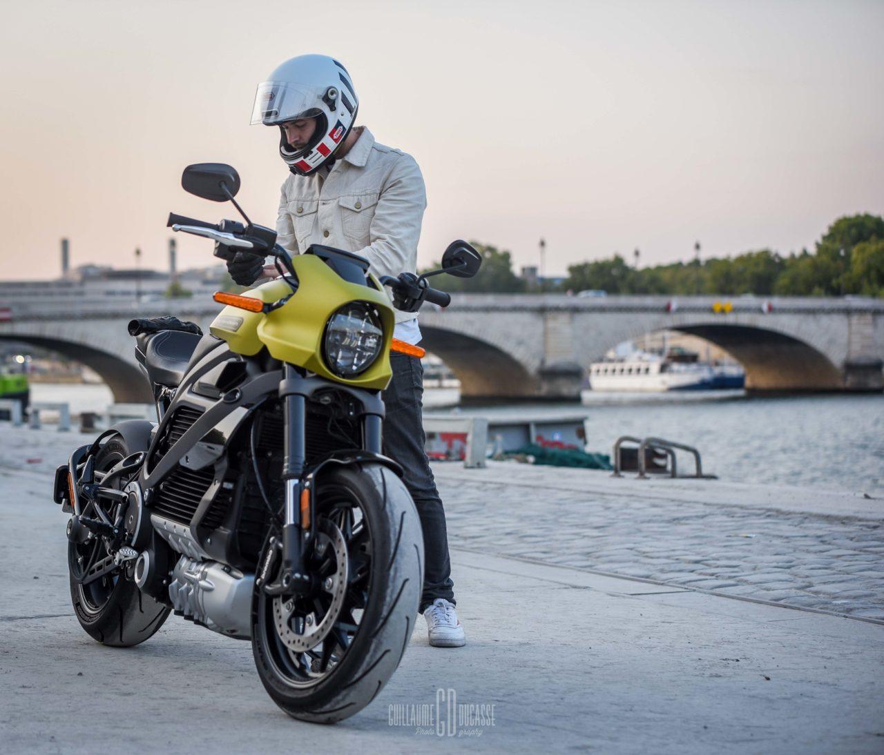 Harley-Davidson LiveWire, le test du missile électrique