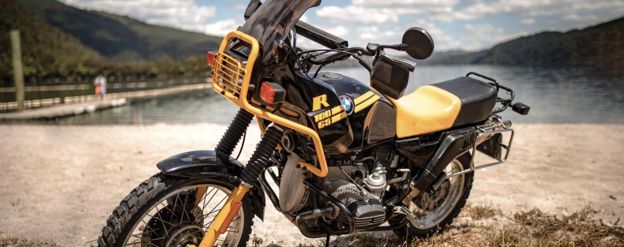 Pour les 40 ans de la GS, remportez votre week end à l'Alpes aventure Moto Festival