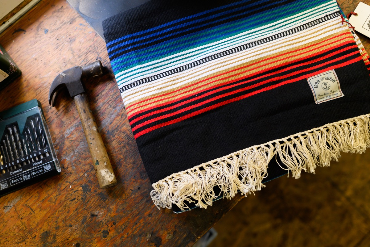 Le BON PLAN de chez Iron & Resin : les couvertures CALLE et DEL SOL