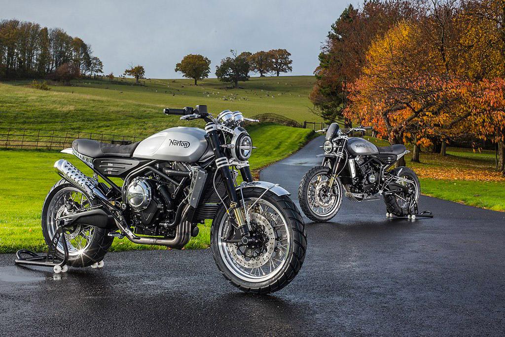 2021, l'année clé pour Norton Motorcycles