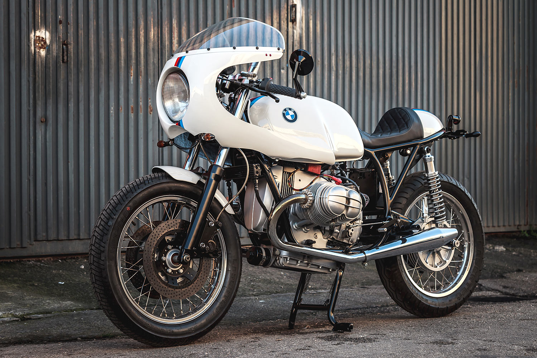 R100R cafe racer BMW