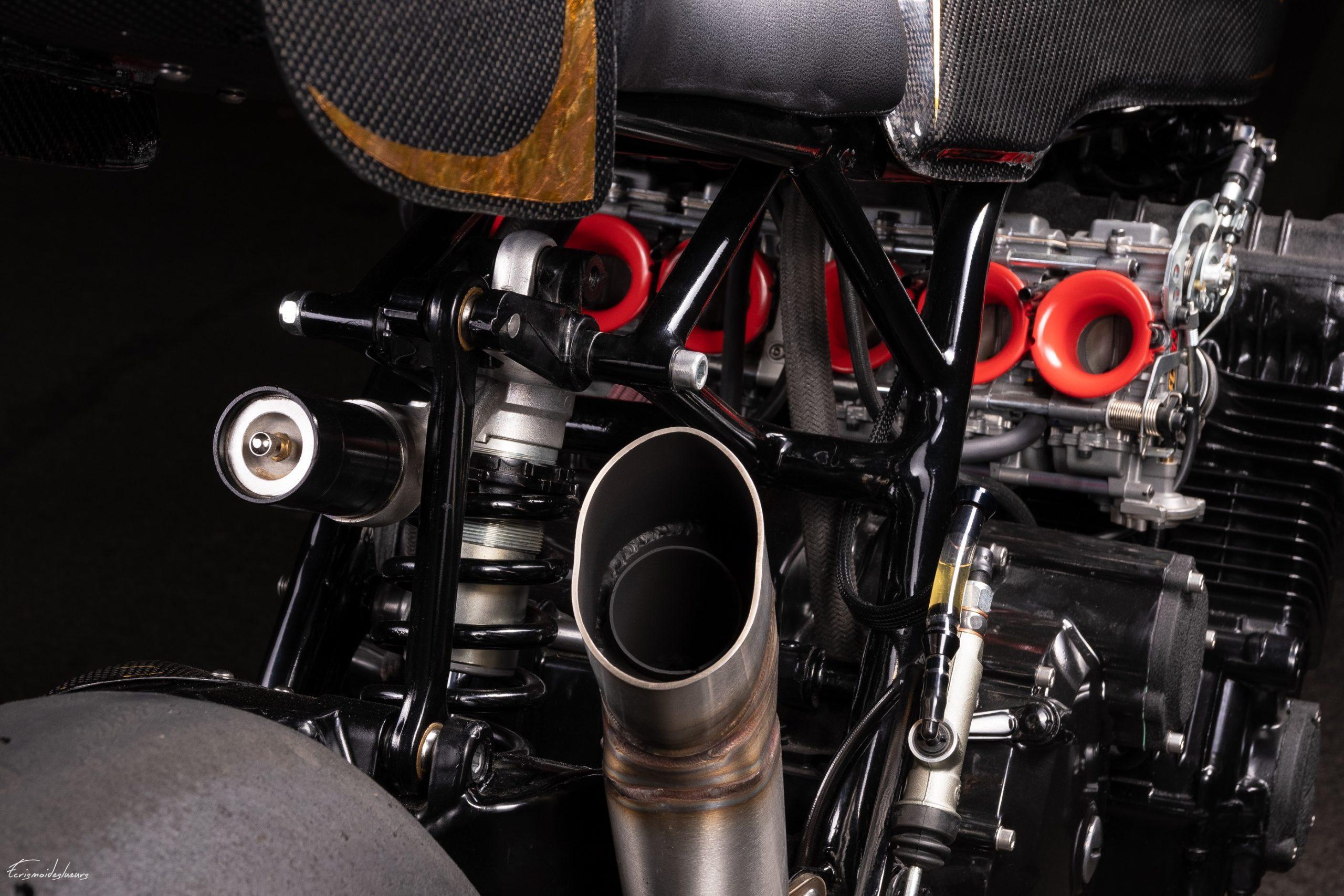honda cafe racer CBX 1000 lys motorycles