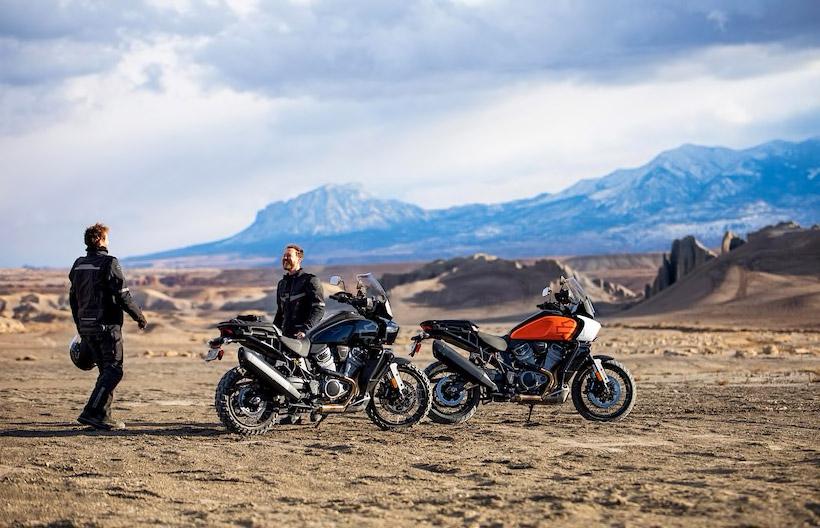 Pan America 1250, le nouveau Maxi Trail Harley-Davidson