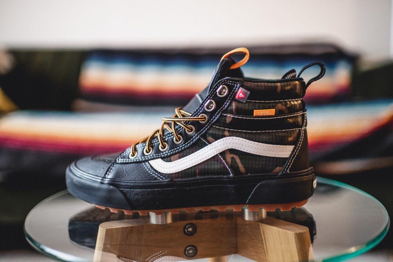 Vans SK8-HI MTE 2.0 DX, les sneakers toutes conditions