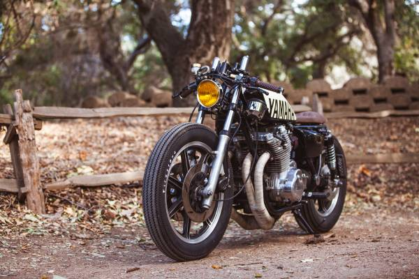 xs 1100 cafe racer retro