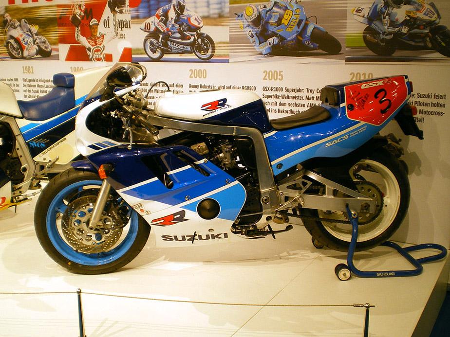 Suzuki GSX-R 750 R