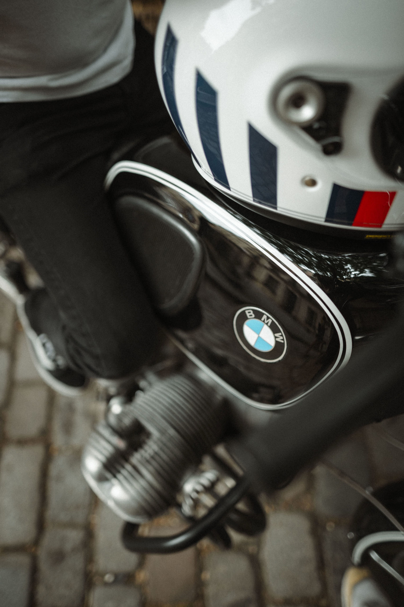 achat moto cafe racer BMW