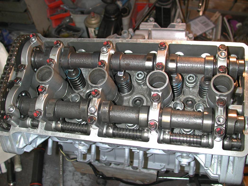 moteur kawasaki zxr 750