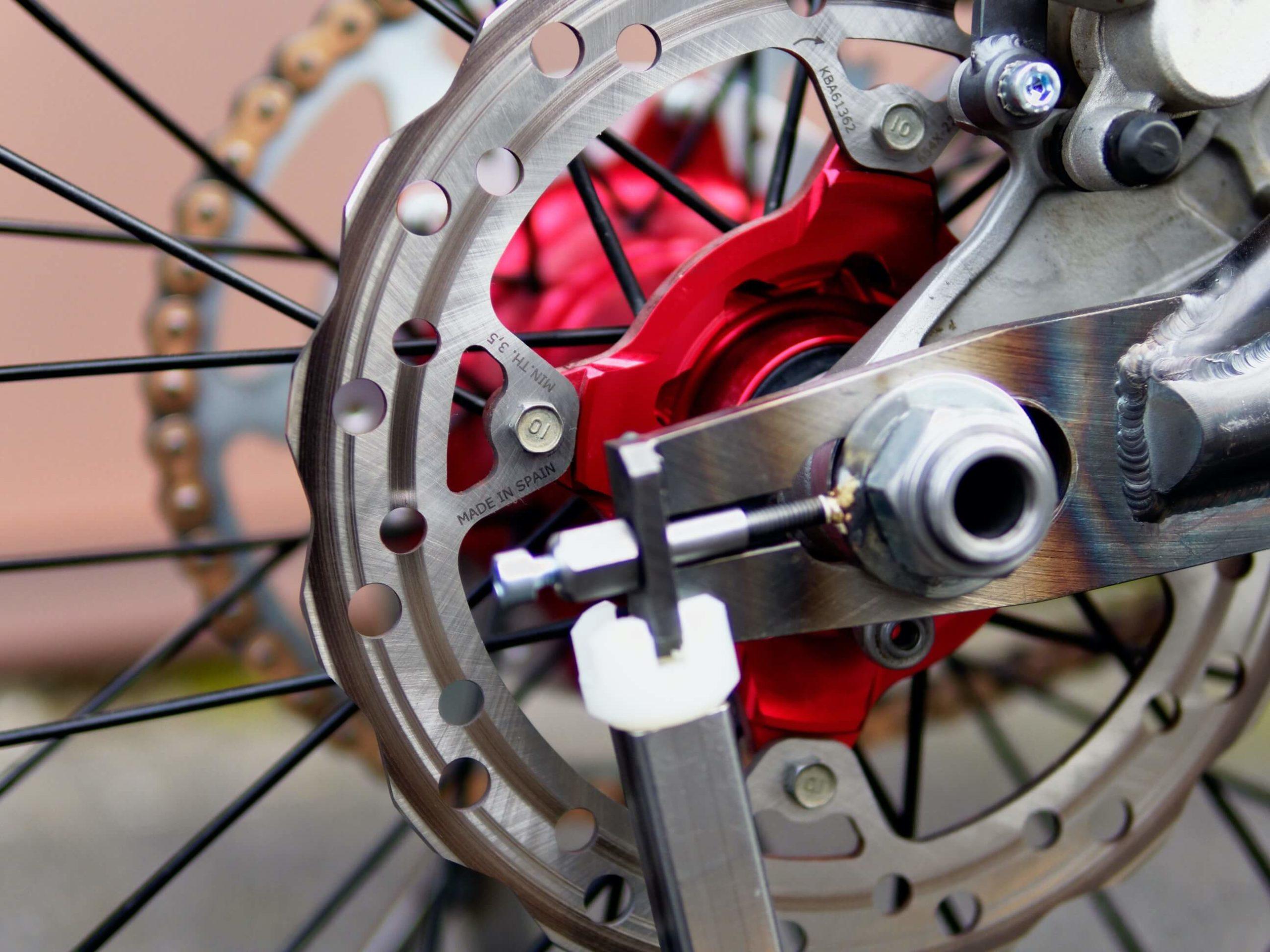 Yamaha MT07 MT-07 flat track