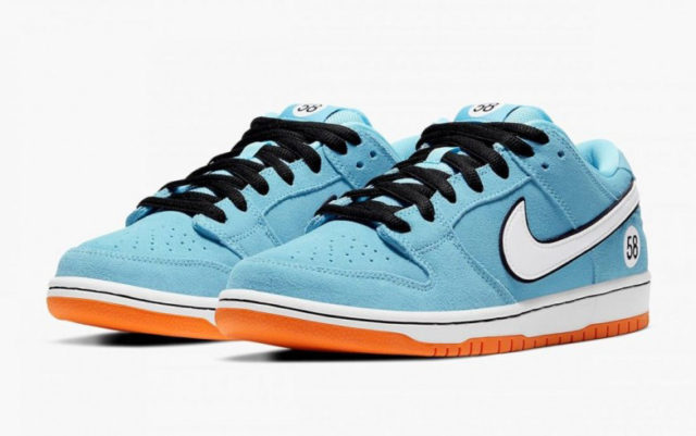 paire chaussures nike SB
