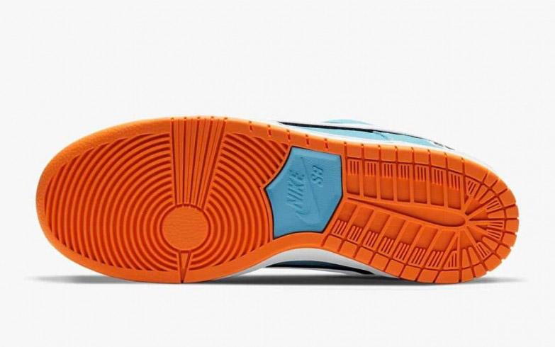 Nike SB Gulf Oil