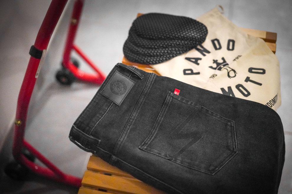 Test du Jean Pando Moto Robby Arm 01