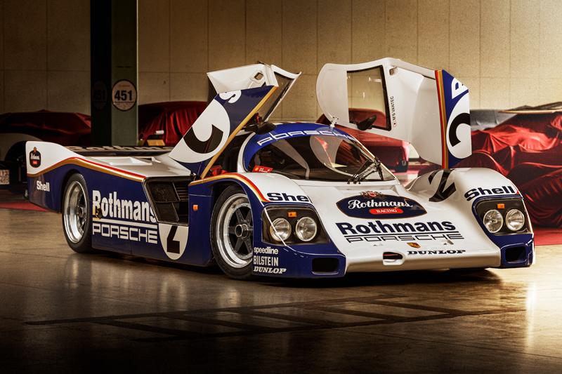 Porsche 962 CR 1991