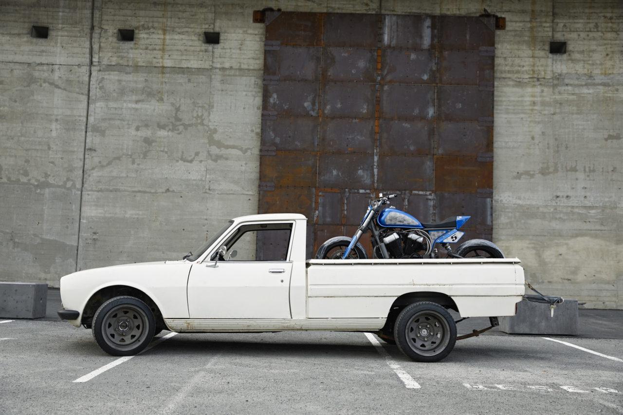 Votre Honda Shadow 750 peut ressembler à ca ! Par SteelBike concept