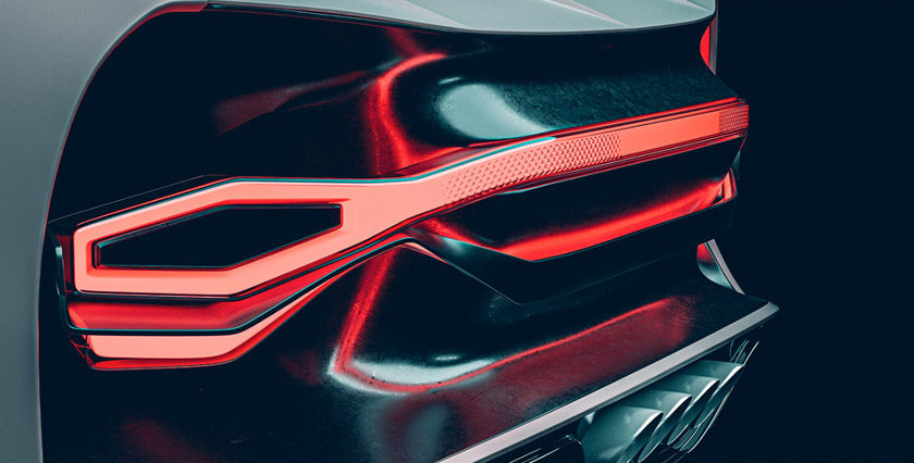 concept bugatti chiron rallye