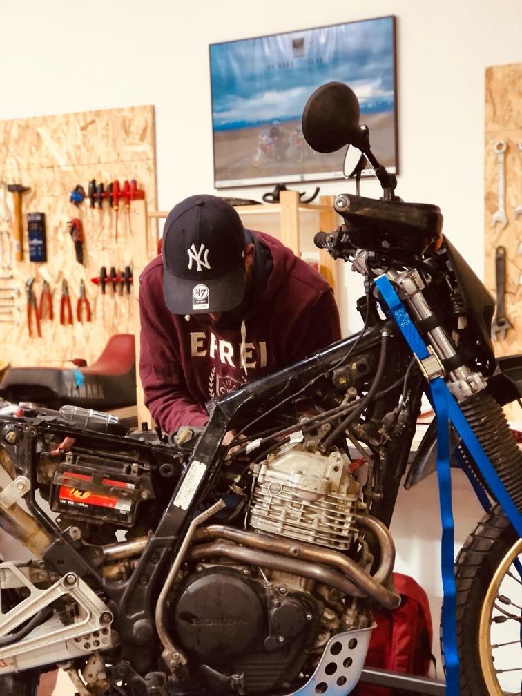 garage atelier participatif moto paris mototherapy